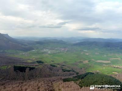 Salto del Nervión - Salinas de Añana - Parque Natural de Valderejo;taxus bacata excursiones cerca